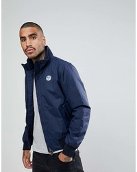 dunkelblaue Windjacke von North Sails
