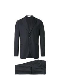 dunkelblauer Anzug von Boglioli
