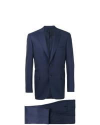 dunkelblauer Anzug von Brioni
