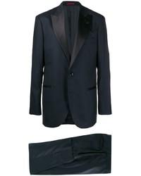 dunkelblauer Anzug von Brunello Cucinelli