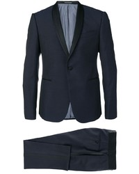 dunkelblauer Anzug von Emporio Armani