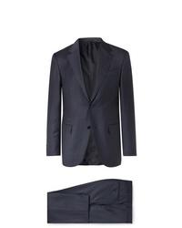 dunkelblauer Anzug von Ermenegildo Zegna