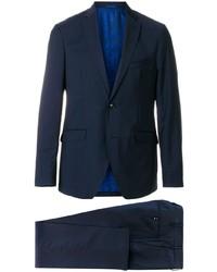 dunkelblauer Anzug von Etro