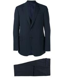 dunkelblauer Anzug von Giorgio Armani