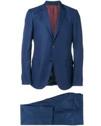 dunkelblauer Anzug von Gucci