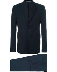 dunkelblauer Anzug von Kenzo