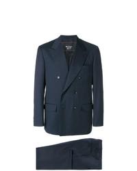 dunkelblauer Anzug von Kiton