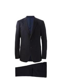 dunkelblauer Anzug von Lanvin