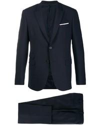 dunkelblauer Anzug von Neil Barrett