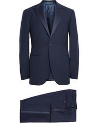 dunkelblauer Anzug von Polo Ralph Lauren