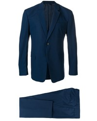 dunkelblauer Anzug von Prada