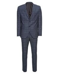 dunkelblauer Anzug von Selected Homme