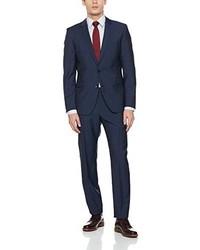dunkelblauer Anzug von Strellson Premium
