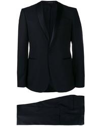 dunkelblauer Anzug von Tagliatore