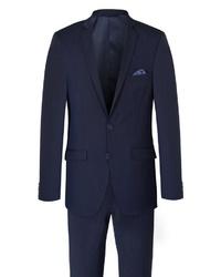 dunkelblauer Anzug von Thomas Goodwin