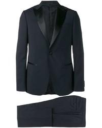 dunkelblauer Anzug von Z Zegna