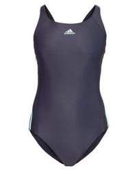 dunkelblauer Badeanzug von adidas