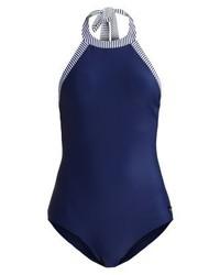 dunkelblauer Badeanzug von Esprit