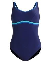 dunkelblauer Badeanzug von Speedo