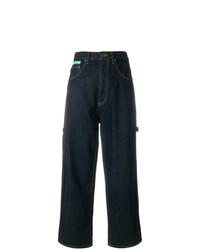 dunkelblauer Hosenrock aus Jeans von Marc Jacobs