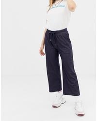 dunkelblauer Hosenrock aus Jeans von Noisy May