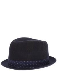 dunkelblauer Hut von Paul Smith