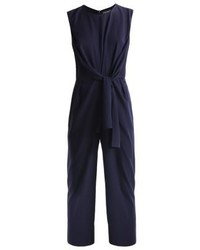 dunkelblauer Jumpsuit von KIOMI