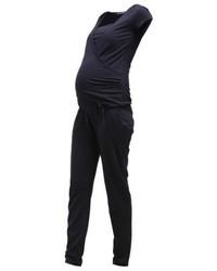 dunkelblauer Jumpsuit von Queen Mum
