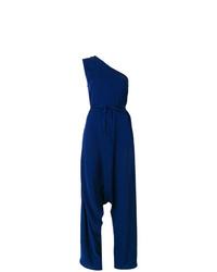 dunkelblauer Jumpsuit von Stella McCartney