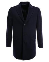 dunkelblauer Mantel von Benetton