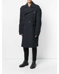 dunkelblauer Mantel von Bmuet(Te)