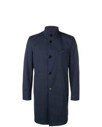 dunkelblauer Mantel von BOSS HUGO BOSS