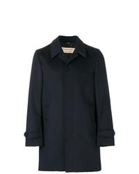 dunkelblauer Mantel von Burberry