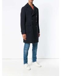 dunkelblauer Mantel von Tagliatore