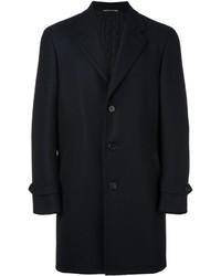 dunkelblauer Mantel von Canali