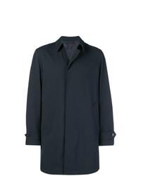 dunkelblauer Mantel von Ermenegildo Zegna