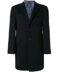 dunkelblauer Mantel von Etro