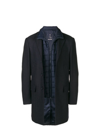 dunkelblauer Mantel von Fay
