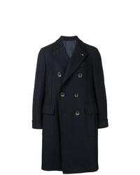 dunkelblauer Mantel von Gabriele Pasini