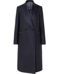 dunkelblauer Mantel von Golden Goose Deluxe Brand