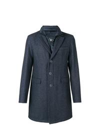 dunkelblauer Mantel von Herno