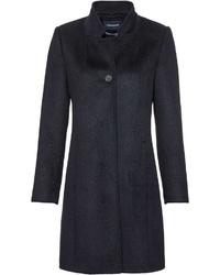 dunkelblauer Mantel von Highmoor