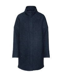 dunkelblauer Mantel von Modström