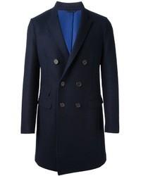 dunkelblauer Mantel von Neil Barrett