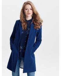 dunkelblauer Mantel von Only