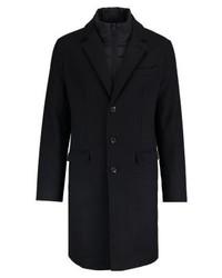 dunkelblauer Mantel von Pier One
