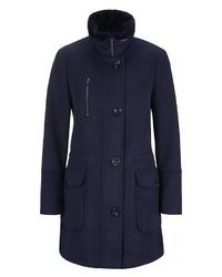 dunkelblauer Mantel von RABE