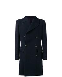 dunkelblauer Mantel von The Gigi