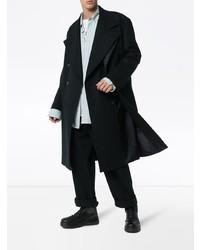 dunkelblauer Mantel von Y/Project