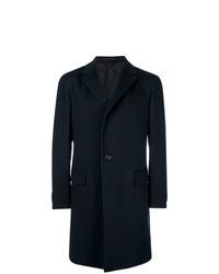 dunkelblauer Mantel von Z Zegna